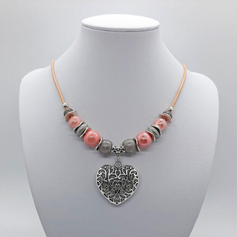 rozsaszin-keramia-rovid-nyaklanc