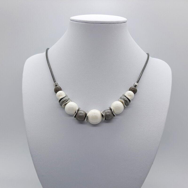 Rövid nyakláncok, amik kiemelik a szépséged: fehér