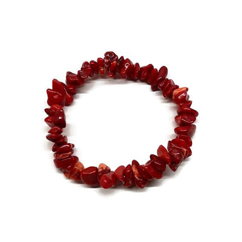 A piros hatalma: karkötő gumidamilon